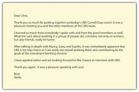 Job Interview Thank You Email Template Thank You Email After Job