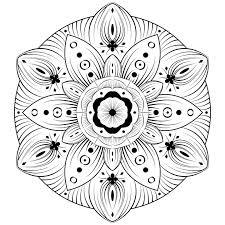 Mandala Vzor Tetování Obrázek Zdarma Na Pixabay