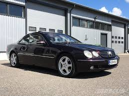 Used Mercedes-Benz CL500 Coupe 2d A cars Year: 2000 for sale ...