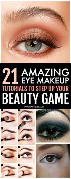 21 easy dramatic eye makeup ideas for beginners amazing y and colorful eye looks that are next level you can find a tutorial for blue green