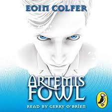 artemis fowl audio amazon co uk eoin colfer gerry o brien penguin books ltd books