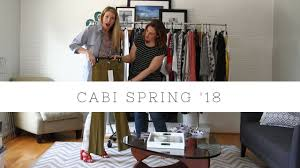 Cabi Spring 2018 Review And Try On