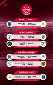 SA Premier Soccer League Fixtures ...