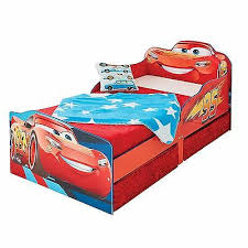 disney cars lightning mcqueen storage