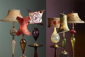 eclectic lighting fixtures. Artistic-table-lamps-kinzig-design-4.jpg Eclectic Lighting Fixtures I
