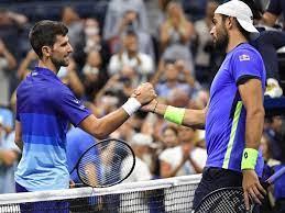 Matteo Berrettini explains why Novak ...