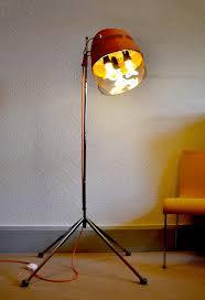 repurposed lighting. plain lighting mid century modern lighting floor lamp u0027the salonaireu0027 on repurposed lighting h