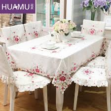 get ations european flowers embroidered tablecloth fabric table cloth tablecloth tea table cloth chair cover chair cover chair