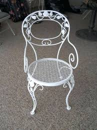 vintage woodard wrought iron patio furniture furniture appealing antique wrought iron patio furniture the fullest extent of the salterini vintage wrought