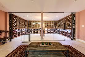 home wine room lighting effect. Main Line Pennsylvania Glass Enclosed Wine Room Home Lighting Effect