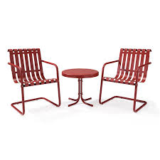 Amazing Deal Crosley Palm Harbor Round Outdoor Wicker Side Table Palm Harbor Outdoor Furniture