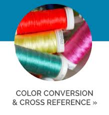 Sulky Rayon Thread Chart Color Conversion Cross Reference Sulky Com