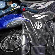 Design Your Own Tank Pad Details About Real Carbon Fiber Customize Fuel Tank Pad Gas Cap Cover For 98 99 Yzf R1 R1m R1s
