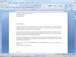 How To Write Email Cover Letter For Resume Free Resume Example