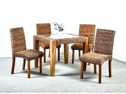 small round dining table and 4 chairs round oak table and 4 chairs rovigo small glass
