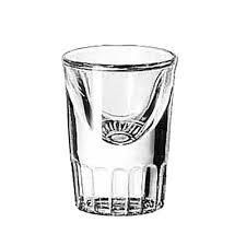 libbey 5138 tall whiskey shot glass 1 oz 4 dozen