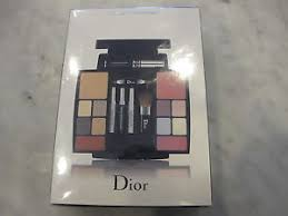 image is loading new with wrapping dior travel studio makeup palette