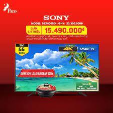 Điện máy Pico - 😍😍 Smart TiVi Sony 4K - Trả góp 0% 😲 Giá...