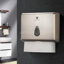 Commercial Paper Towel Holder Dispenser Mounted Bathroom Office ...