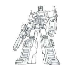 Coloring Pages Transformers Transformer Angry Birds To Print