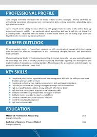 Professional Profile A Highly Motivated Individual With Architect Cv