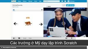 Techmaster dạy lập trình SCRATCH - YouTube