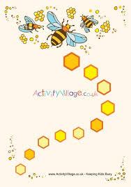 Winter Incentive Charts Bee Reward Chart