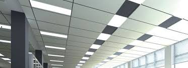 office ceiling lamps. Flat Panel LEDs Interlectric Office Ceiling Lamps E