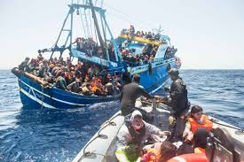 Image result for italian refugee crisis