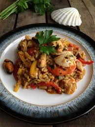 The Perfect Seafood Paella ...