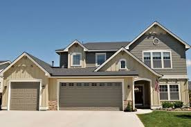 exterior design outstanding brown and white home exterior paint colors with beautiful flower garden
