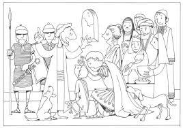 Cornelius Onmoet Petrus Godsdienstklasbe