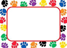 Frame For Word Clip Art Borders Thetagroup Co