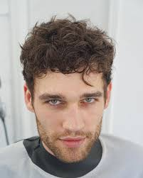 Medium Length Haircuts For Men 2018 Update Styles Curly Hair