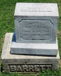 Myrtle Barrett (1908-1910) - Find A Grave Memorial