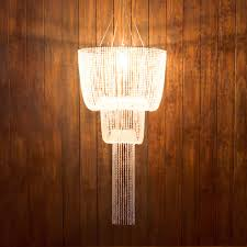chandelier acrylic al