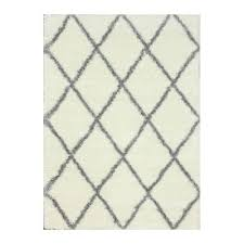nuloom gray off white area rug reviews wayfair off white plush area rug