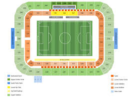 Bbva Compass Stadium Houston Seating Chart Bbva Compass Stadium Seating Chart Cheap Tickets Asap