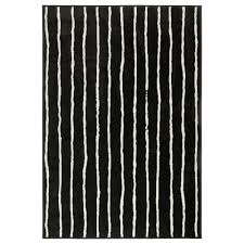 gorlose rug low pile black white large wool area rugs extra ikea medium gorlose the thick dampens sound and provides soft surface dining room s living