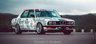 The Parts Car Mike Burroughs S 1984 Group A Inspired E28 M5 Tribute Unveiled