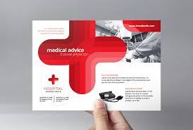 Medical Flyer Template For Photoshop Illustrator Brandpacks
