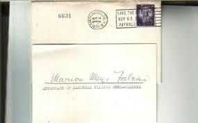 Marion Barton / Baroness Filippo Muzi Falconi Autographed Card Italian  Politicia | eBay