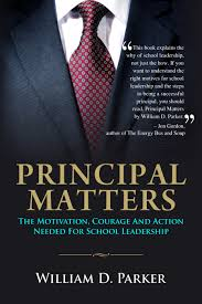 about william d parker will s book for school leaders