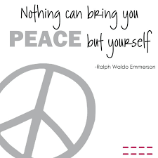 Quote About Peace And Love Fascinating Quotes About Peace And Love Stunning 48 Peace Love And