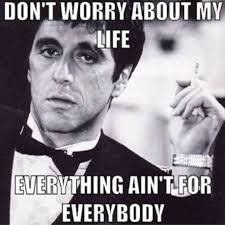 Scarface Quotes Classy 48 The Realest Scarface Quotes You Need To Know BayArt