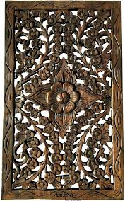 wooden carved wall hangings carving wall art wood carved wall panel hand carved fl wall art