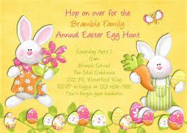 easter egg hunt template easter egg hunt party invitation wording happy easter