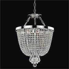 crystal semi flush mount chandelier modern time 603am16sp 3c