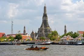 Kết quả hình ảnh cho dạo thuyền trên sông Chaophraya