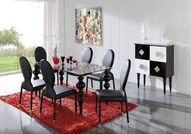 modern furniture dining room. Special Design Furniture Dining Room Modern Table Chairs D